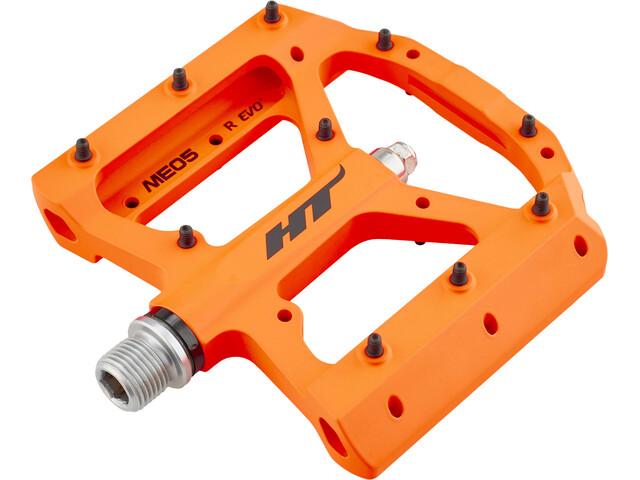 HT Evo-Mag ME05 Pedalen, oranje